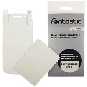 Schutzfolie, 2 Stück, für Sony Xperia Arc S FONTASTIC SFSEARCS01