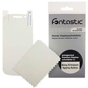 Schutzfolie 2 Stück für Sony Xperia Active FONTASTIC SFSEXA01