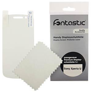 Schutzfolie 2 Stück für Sony Xperia U FONTASTIC SFSOXU01