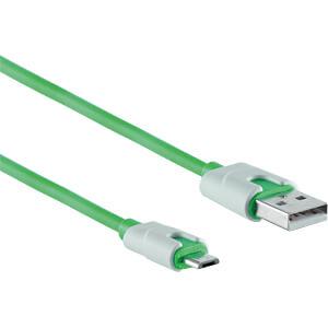 SHVP BS1450003 - USB-A-Stecker auf USB Micro B Stecker