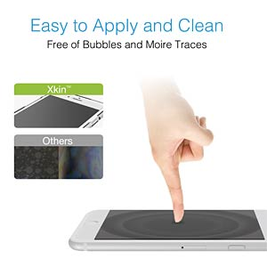 Screen protector for iPhone 7 Plus JUST MOBILE SP-279