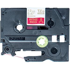 Cassette de ruban, 12 mm BROTHER TZE-RW34