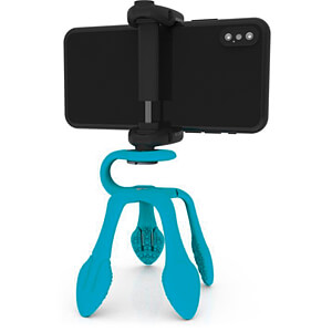 GekkoPod flexibles Stativ, Bluetooth®, türkis ZBAM 55957