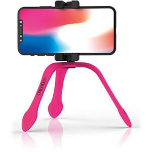 GekkoXL flexibles Stativ, Bluetooth®, pink ZBAM 55960