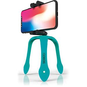 GekkoXL flexibles Stativ, Bluetooth®, türkis ZBAM 55961