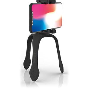 GekkoXL flexibel statief, Bluetooth®, zwart ZBAM 55962