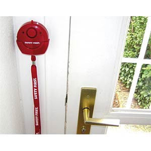 Safety First house emergency alarm incl. LED KH SECURITY 100109