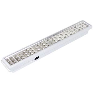 Emergency light with 72 LEDs, 4V 2.4Ah battery included SINTRON 207027