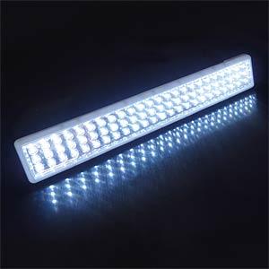LED-Notleuchte mit Akku, 72 LEDs SINTRON 207027