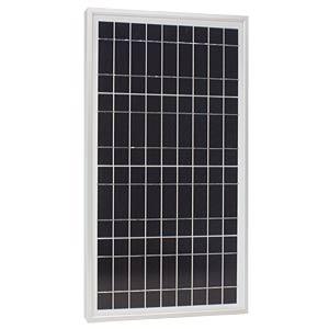 Solarpanel Sun Plus 20 S, 36 Zellen, 12 V, 20 W PHAESUN 310204