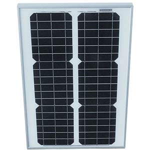 Solarpanel Sun Plus 30, 36 Zellen, 12 V, 30 W PHAESUN 310250