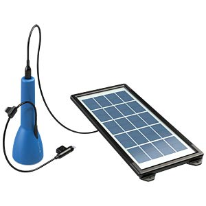 Solarsystem, JouLite, inkl. 1 Leuchte und USB-Lader SUNDAYA 390986