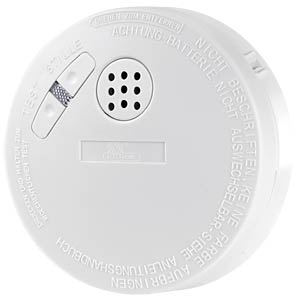 Smoke detector, 10 years lifetime TELESOUND 47-72301