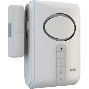 Door/window alarm with code IIQUU 510ILSAA003