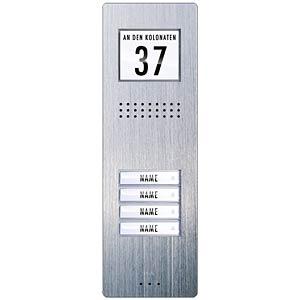 Vistadoor Außenstation AP, 4-Fam.-Haus M-E 40791