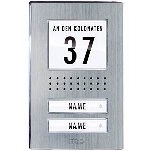 Vistadoor Audio, Außenstation, 2-Fam.-Haus M-E 40932