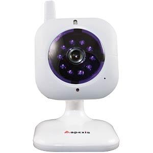 Apexis® WLAN IP Kamera IR APEXIS APM-J012-WS