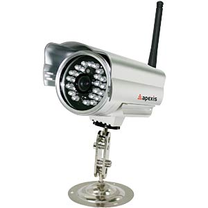Apexis® WLAN-IP camera, IR, outdoor, IP66 APEXIS APM-J0233-WS-IRC
