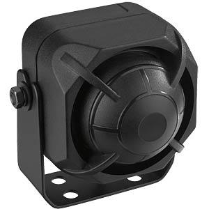 Elektronische Alarmsirene, dynamisch MONACOR 0040760