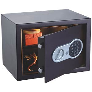 Opticum AX Samson safe with electronic lock OPTICUM RED SAMSON