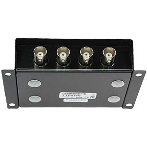 4-channel balun - two-wire transmission set LUPUS 10840