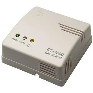 Détecteur de gaz EN50194, avertisseur de gaz CORDES CC-3000