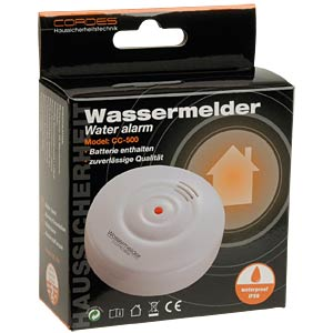 Wassermelder, batteriebetrieben CORDES CC-500