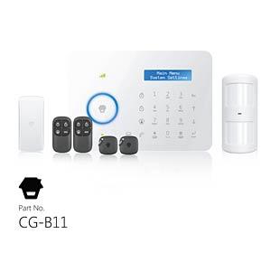 Chuango CG-B11 Funk-Alarmsystem, Startset CHUANGO CG-B11