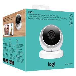 Überwachungskamera  Circle, IP, WLAN, innen LOGITECH 961-000395