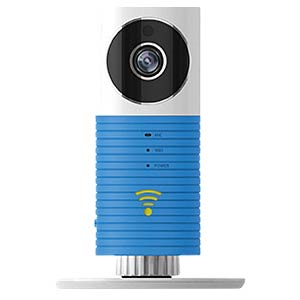 Consumer Smart-Camera, P2P/WiFi - Blue CLEVERDOG DOG-1W_BLUE