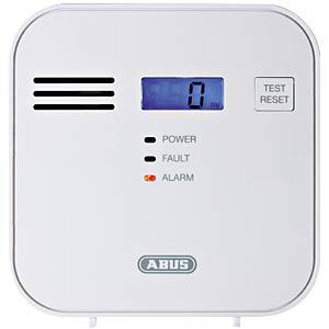 Carbon dioxide detector ABUS SECURITY TECH COWM300