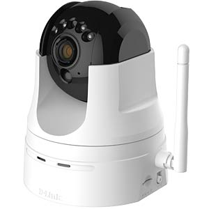 H.264 Cloud-Kamera Schwenk-, Neige-, Zoom D-LINK DCS-5222L