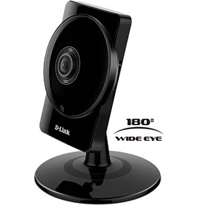 HD 180 Panoramic Camera D-LINK DCS-960L
