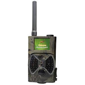 Wild- Überwachungskamera, 5 Mp mit GSM Modul DENVER WCM-5003