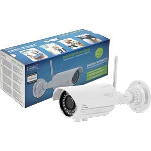 DIGITUS® remote camera, 2 megapixels, zoom DIGITUS DN-16039