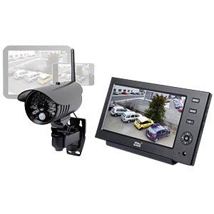 Funk-Videoüberwachungsset mit LAN DNT 52208