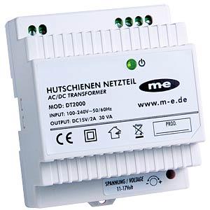 Hutschienen-Netzteil DT-2000 M-E 40778