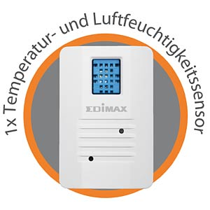Sicherheitspaket Smart-Home EDIMAX IC5170SC