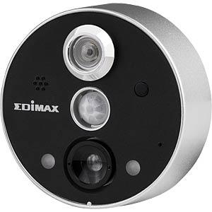 Smarte Drahtlose Türspion Netzwerkkamera EDIMAX IC-6220DC