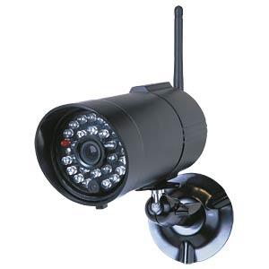 Funk-Sicheheitskamera-Set, 2,4 GHz SMARTWARES C961DVR