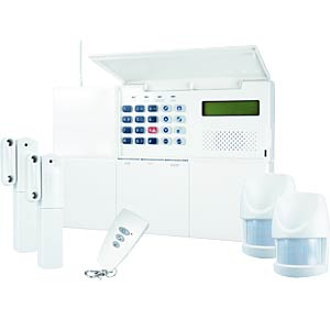 Wireless alarm system set, 868 MHz ELRO HA68S