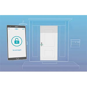BLUETOOTH® Smart Lock EQIVA 142950A0