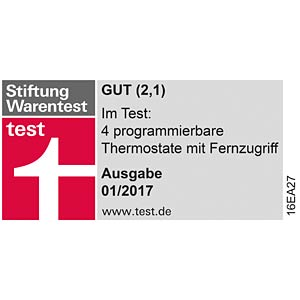 Heizkörperthermostat Comet für AVM FRITZ!Boxen, DECT EUROTRONIC 700100406