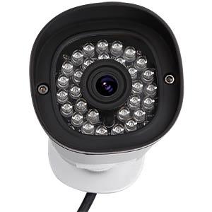 Überwachungskamera, IP, LAN, außen, PoE FOSCAM FI9901EP