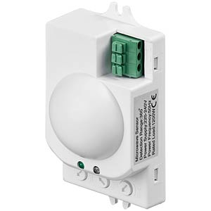 Motion detector with microwave sensor GOOBAY 96011