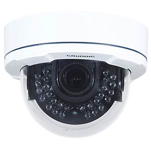 1080p TVI Innen-Domekamera, 2,8-12mm GRUNDIG GCT-K2326D