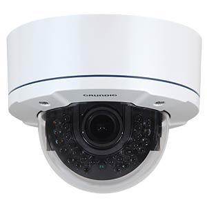 1080pTVI Domecamera (IP67/IK10) 2,8-12mm GRUNDIG GCT-K2326V