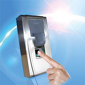 Fingerprint and RFID access control system GRANDING MA 300/ID