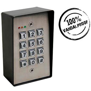 Digital code lock, IP66 VELLEMAN HAA2850