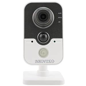 Inkovideo 3MP WLAN Indoorkamera V-115HD INKOVIDEO V-115HD